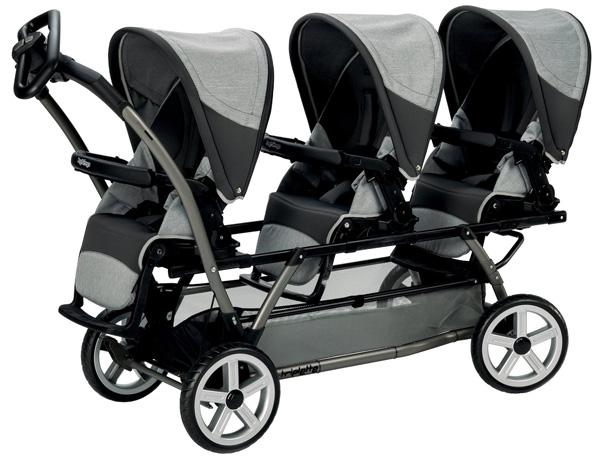 Peg Perego Triplette SW Stroller - Full Review