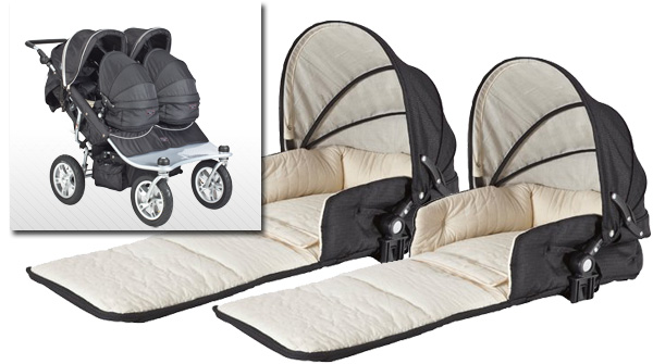 Valco Tri Mode Twin Strollers Full Review