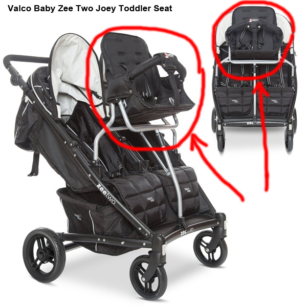 Valco Zee Two Double Stroller - Full Review
