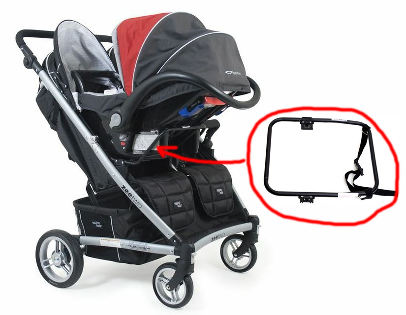 valco zee two double stroller full review. Black Bedroom Furniture Sets. Home Design Ideas